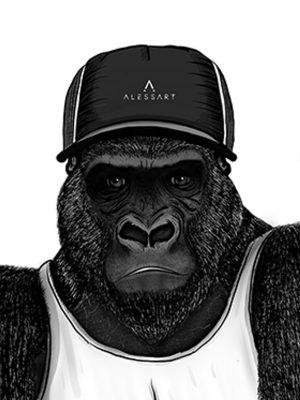 2_print-gorila-T